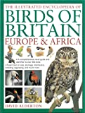 The Illustrated Encyclopedia of Birds of Britain Europe & Africa: A Comprehensive Visual Guide and Identifier to Over 550 Birds