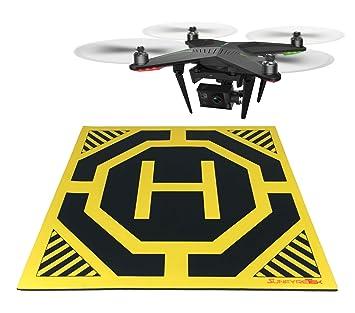 Bloc de lijado XL Drone y Quadcopter de 55 cm por 55 cm - Diseño ...
