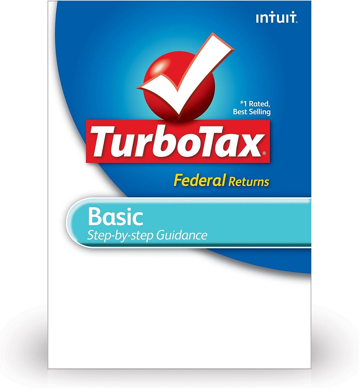 [Old Version] TurboTax Basic Federal + efile 2009 [Download]