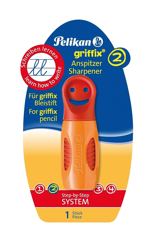 Pelikan Griffix Temperamatite, arancione/rosso 723940