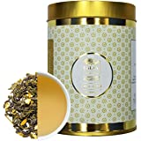 TGL Co. LUXURY TEAS China Jasmine Green Leaf Tea for Stress Relief and Relaxation (50g)