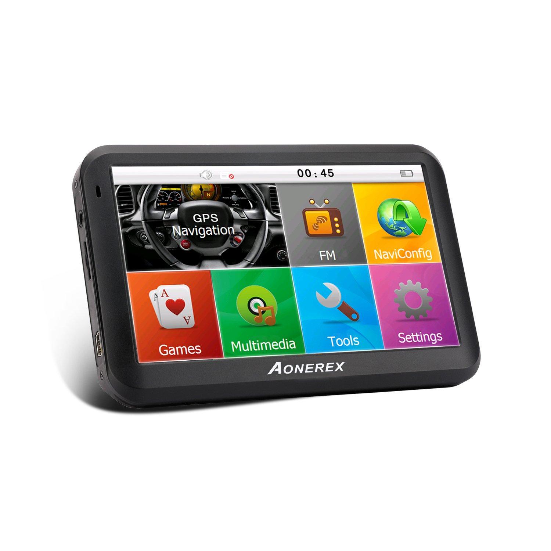 GPS Coche navegador 5