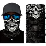 Multifunctional Headwear Bandana - Skull (5 Designs)