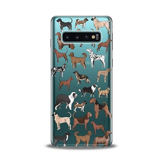Amazon.com: Lex Altern Samsung Galaxy TPU Case s10 Plus 10e ...