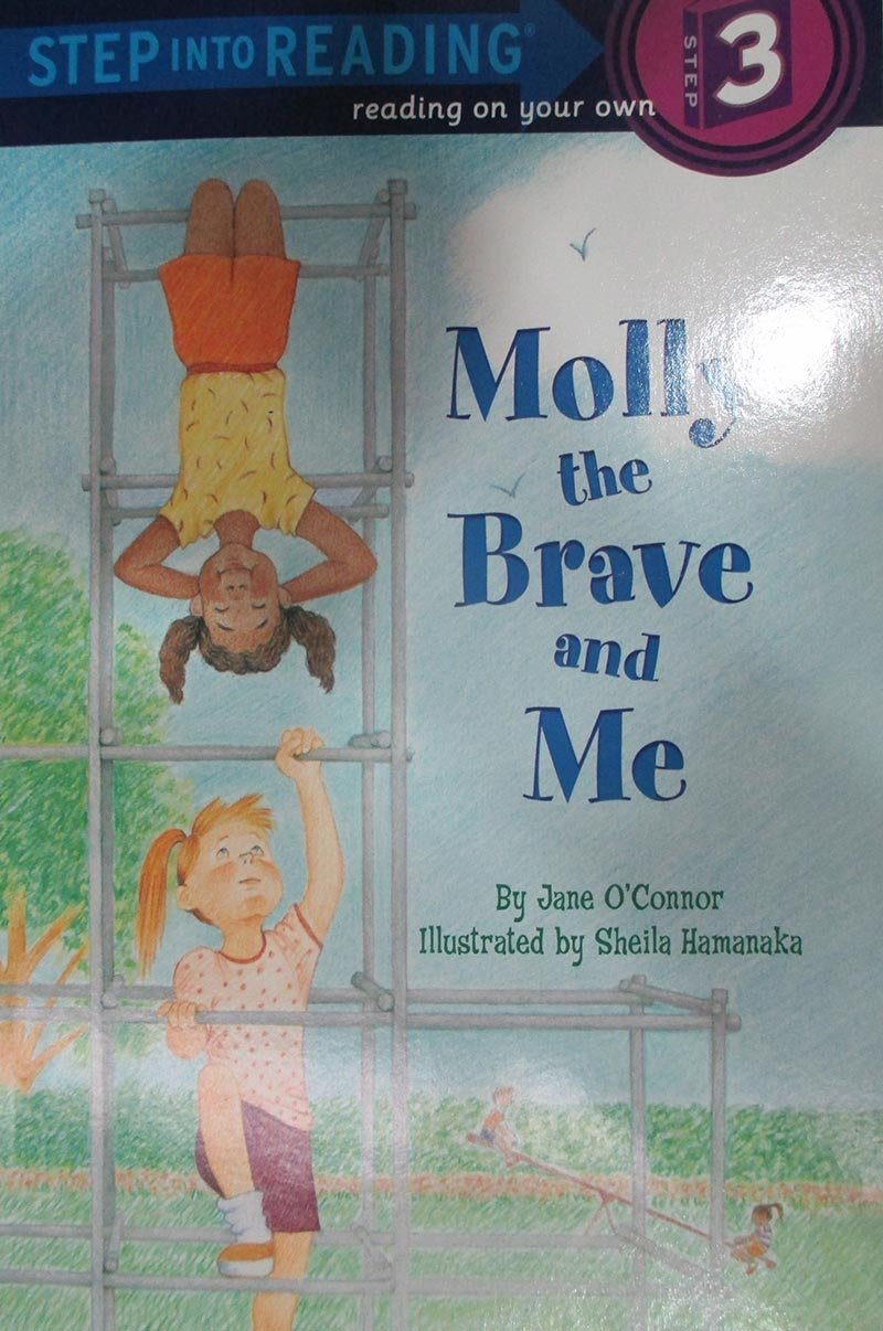 Molly Brave Me Step Into Reading Step
