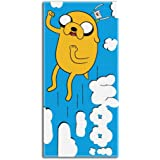 """Cartoon Network's Adventure Time, Woo Beach Towel by The Northwest Company, 28 by 58"""""""
