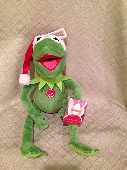 Amazon Kermit The Frog Muppet Christmas Plush Toy 13