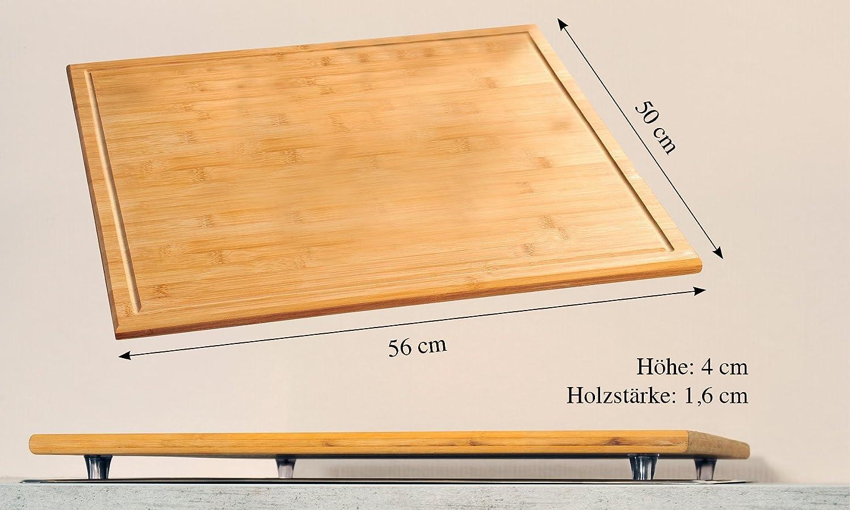 cheap planche dcouper protge plaque en bambou amazonfr cuisine u maison with protection plaque a. Black Bedroom Furniture Sets. Home Design Ideas