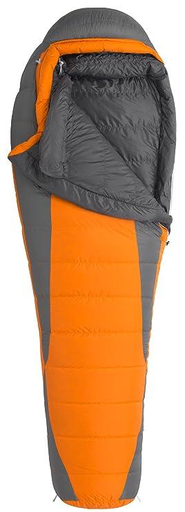 Marmot never summer reg down saco de dormir (malaia/flint,183cm,para mano izquierda) dorado para hombre: Amazon.es: Ropa y accesorios