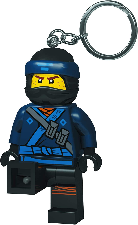 IQ Lego Ninjago Movie Jay LED Keychain Light - 3 Inch Tall Figure: Toys &  Games - Amazon.com