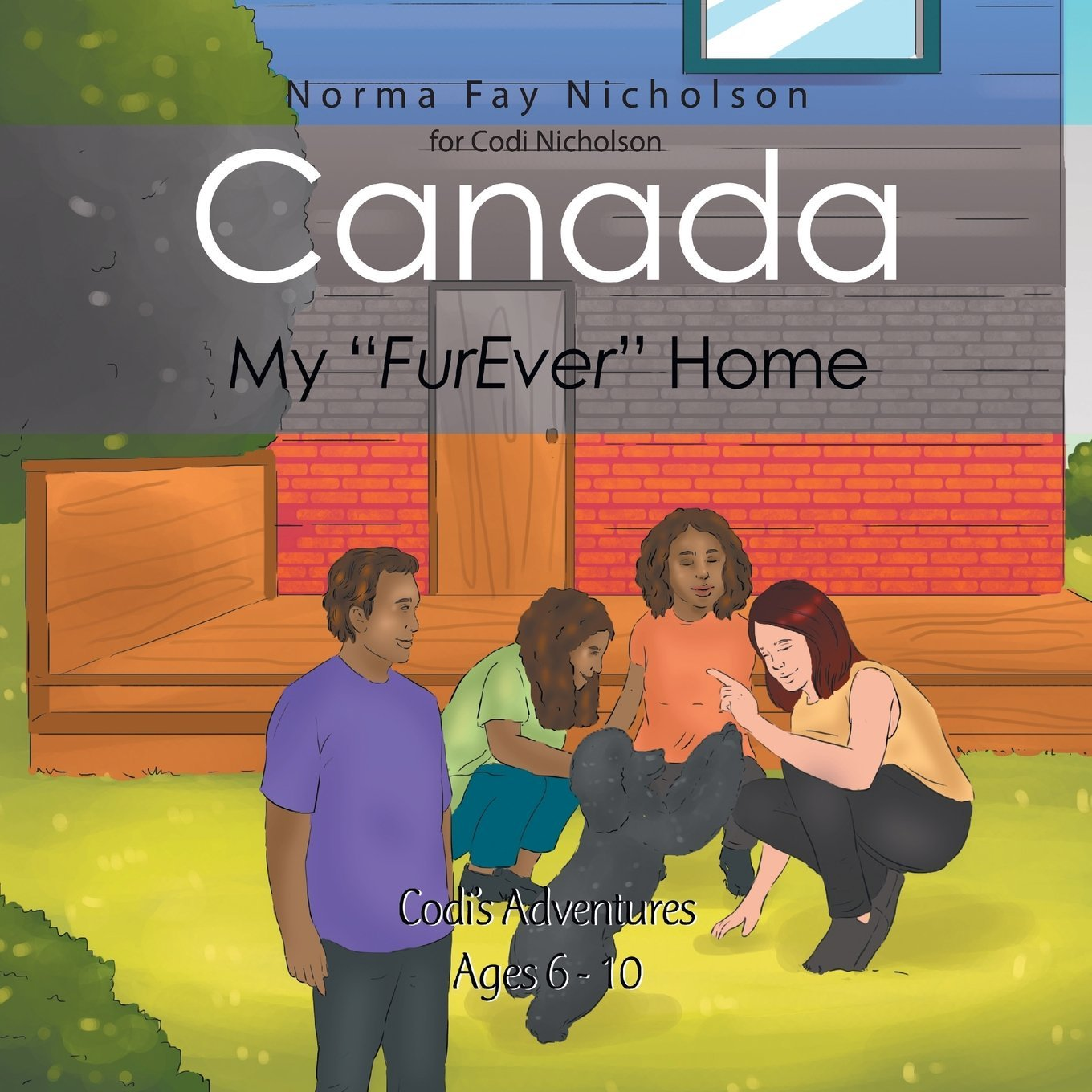 """Canada, My """"FurEver"""" Home: First Year as a Canadian Citizen pdf"""