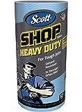 SCOTT(スコット) プロショップタオル ヘビーデューティー 60枚 (手軽に持ち運びができるロールタイプ) 65710