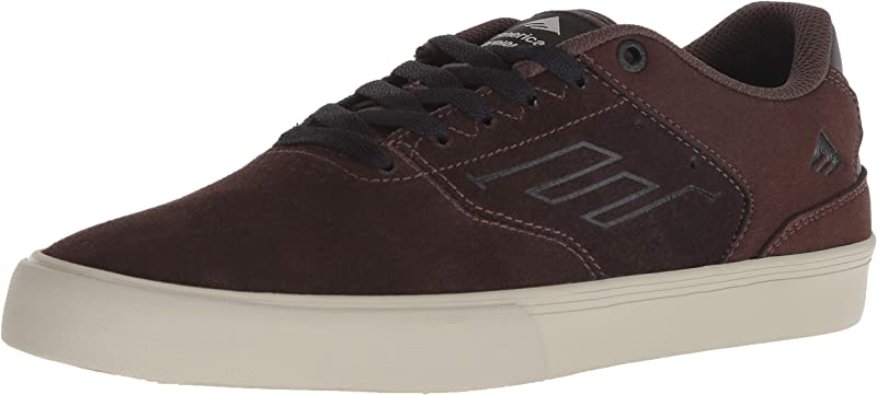 Emerica Reynolds Low Vulc Sneakers Damen Herren Unisex Braun
