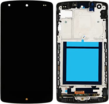 Pantalla para Nexus 5 Cristal Touch Screen LCD Display para Nexus ...