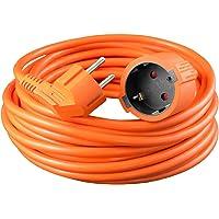 benon Cable de alargador con cierre de seguridad