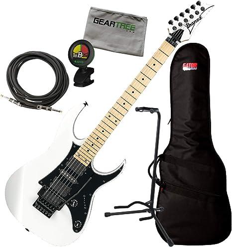 Ibanez RG550 - Guitarra eléctrica con bolsa, soporte, sintonizador ...