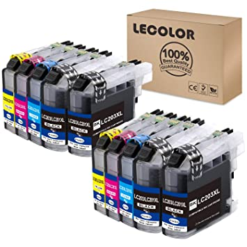 Printer Ink cartridge for Brother LC203XL LC201 MFC-J4320DW MFC-J4420DW