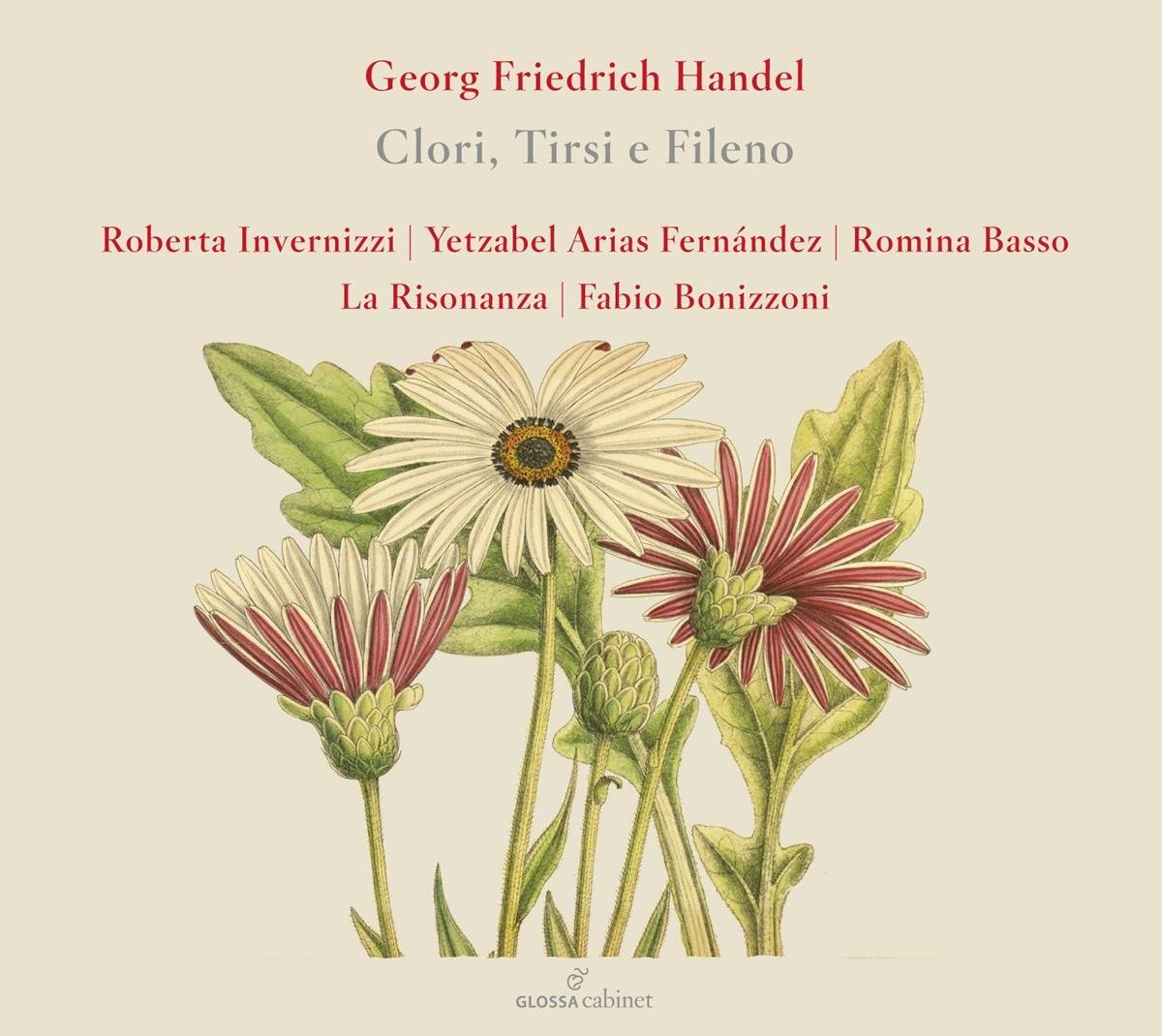 CD : Roberta Invernizzi - Tirsi E Fileno (CD)