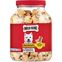 Milk-Bone Marosnacks Dog Treats For All Sizes Dogs, 40-Ounce