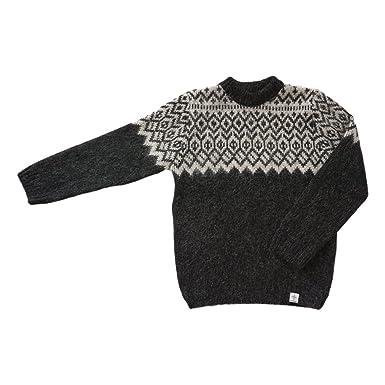32c907beb559 kidka Herren Damen Pullover – Wollpullover – Schurwolle  Amazon.de   Bekleidung