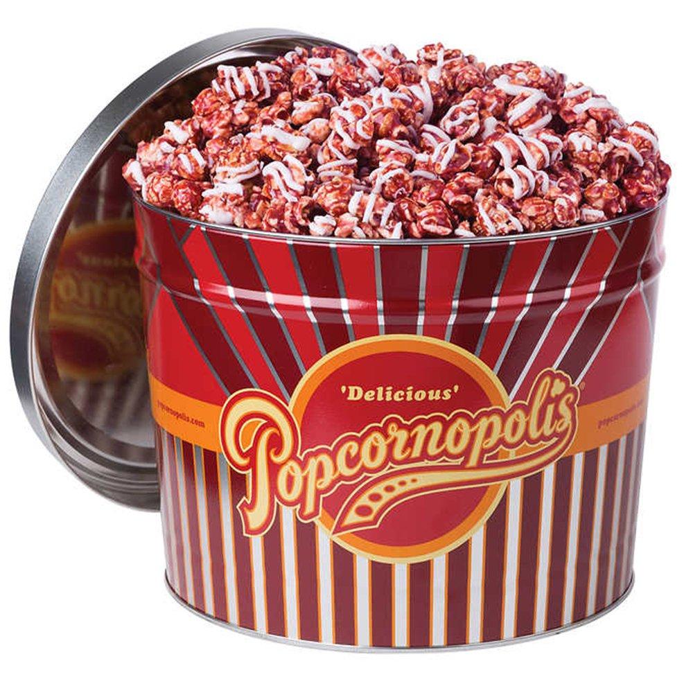 Popcornopolis Popcorn Red Velvet, 4.9 lbs