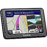 Garmin nüvi 2595LMT Reconditionnés - GPS Auto 5 Pouces - Appel Mains Libres et Commande Vocale - Info Trafic et Carte (45 Pays) Gratuits à Vie