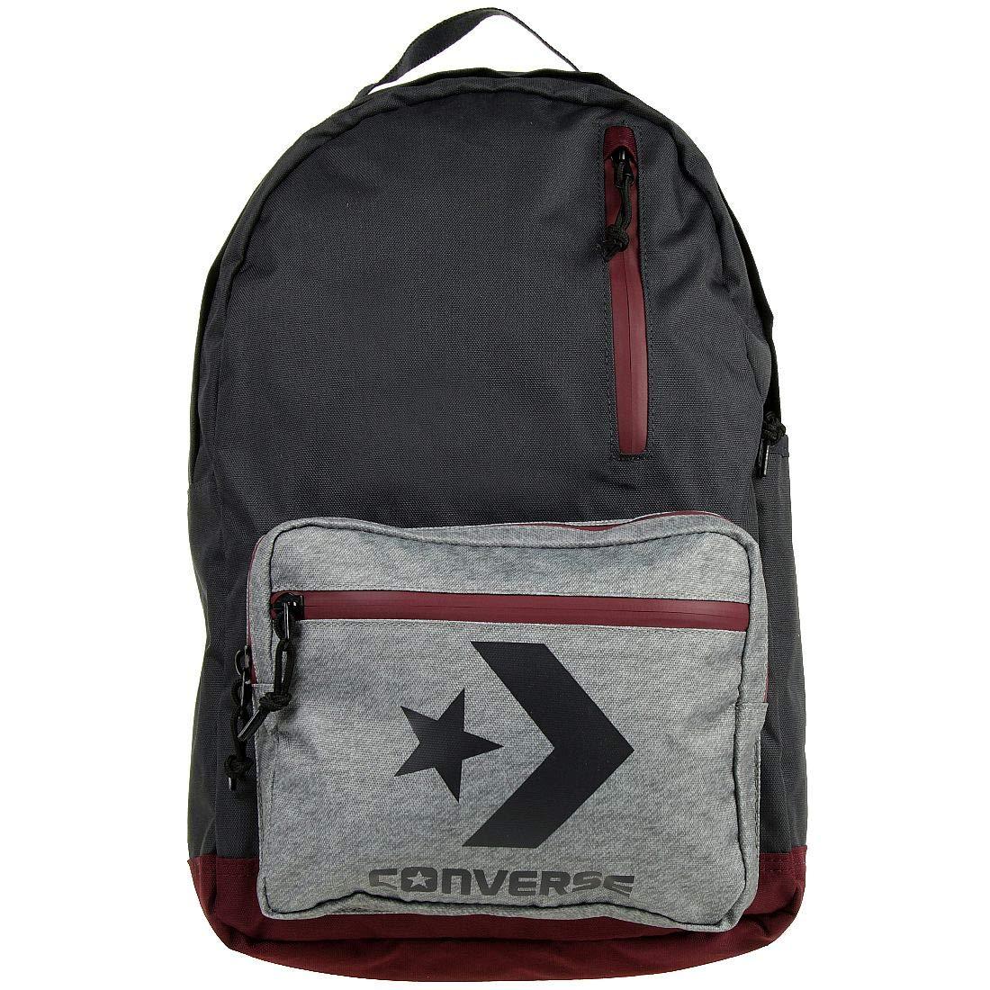 Converse Farbe Block Go Backpack Rucksack Laptop Unisex grau 40CCB55 B07HCXKVLZ Schultertaschen Attraktiv und langlebig