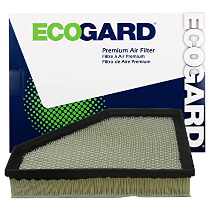 ECOGARD XA6131 Premium Engine Air Filter Fits Chevrolet Equinox / GMC  Terrain