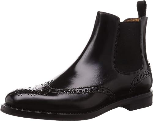 Church's Women's Shoes Black Ketsby Wg