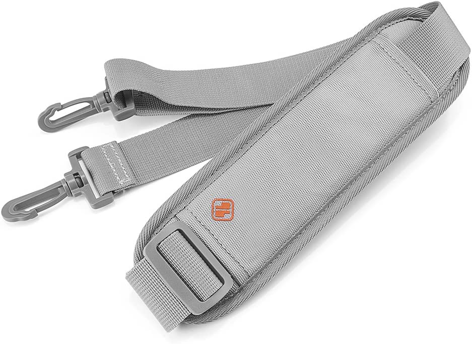 Padded /& Adjustable Bag Strap tomtoc Universal Replacement Shoulder Strap with Adjustable Thick Pad for Bags and Luggage