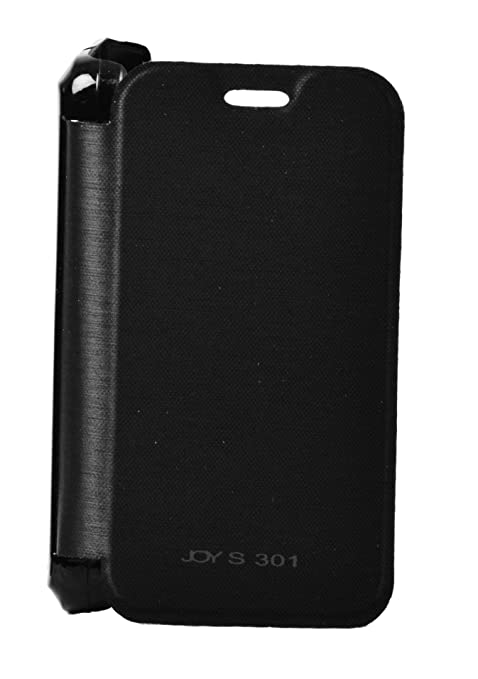 free shipping 31426 957e4 Platina Flip Cover For Micromax Bolt S301: Amazon.in: Electronics