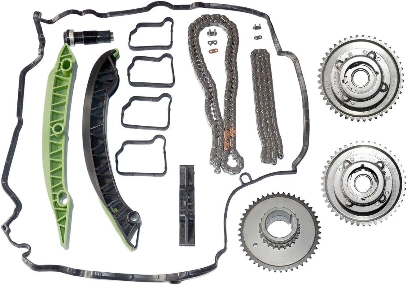 Camshaft Adjuster Fit Mercedes R172 W204 W203 C250 SLK250 2710501500 2710501400