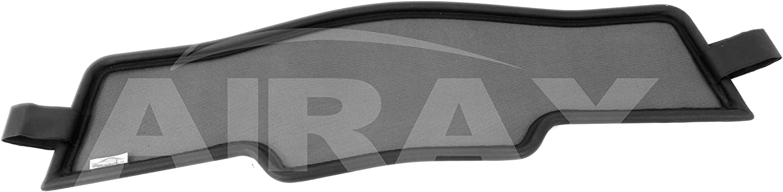 Airax Windschott f/ür Z4 Roadster E85 Windabweiser Windscherm Windstop Wind deflector d/éflecteur de vent