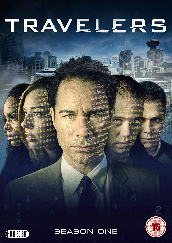 Amazon.com: Travelers: Season One [DVD]: Movies & TV