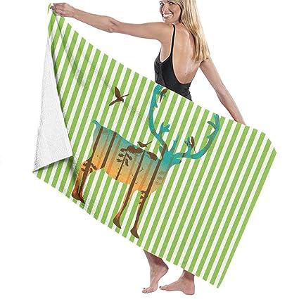 Adrienne Vittadini Women/'s 3 Piece Bath Body Plush Shower Towel Wrap Spa Set