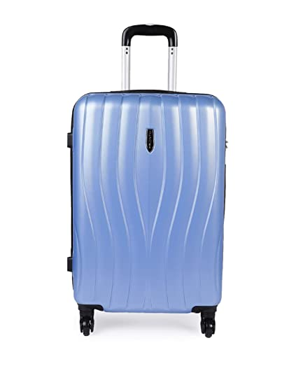 Pronto Spectrum ABS 68 cms Blue Hardsided Check-in Luggage (6448-BL)