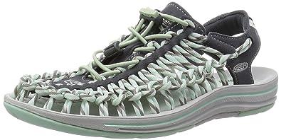 9756f17c0bce KEEN Women s UNEEK Slice Fade Sandal