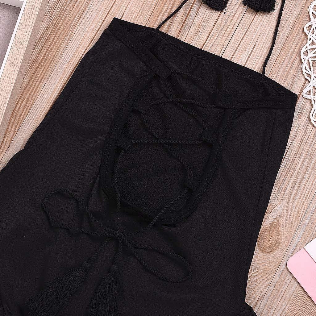 Amazon.com: Conjunto de bikini de verano para niña pequeña ...