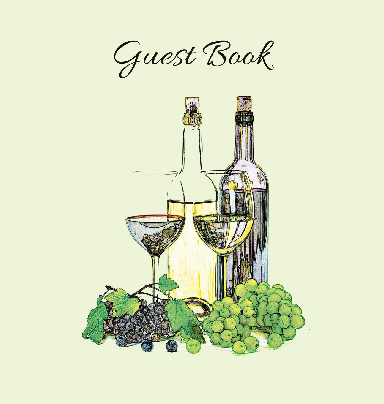 Guest Book (Hardcover), Party Guest Book, Guest Comments Book, House Guest Book, Vacation Home Guest Book, Special Events & Functions Visitors Book: ... Housewarmings, Commemorations, House G