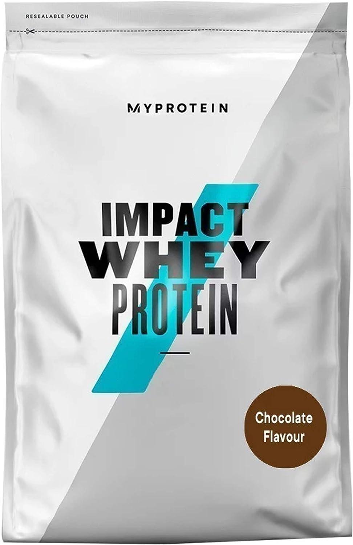 マイプロテイン Impact ホエイプロテイン ナチュラルチョコレート