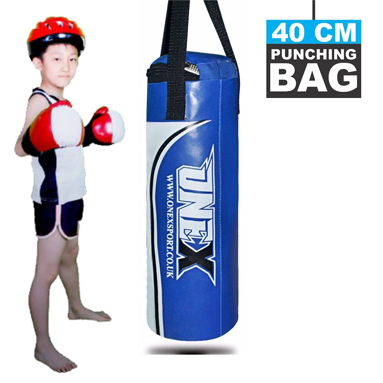 TurnerMAX Synthetic Leather Punching Boxing Speedball  Pear Shape Speed Bag