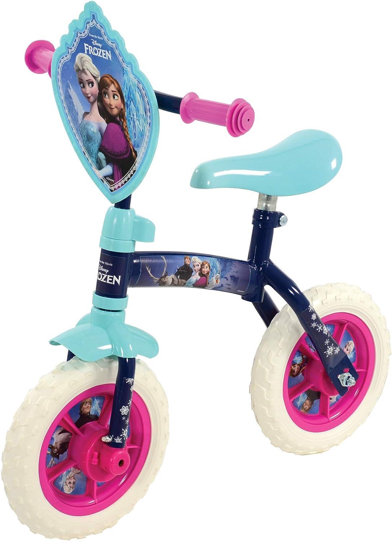Disney Frozen M004060 Bicicleta 2 en 1 10