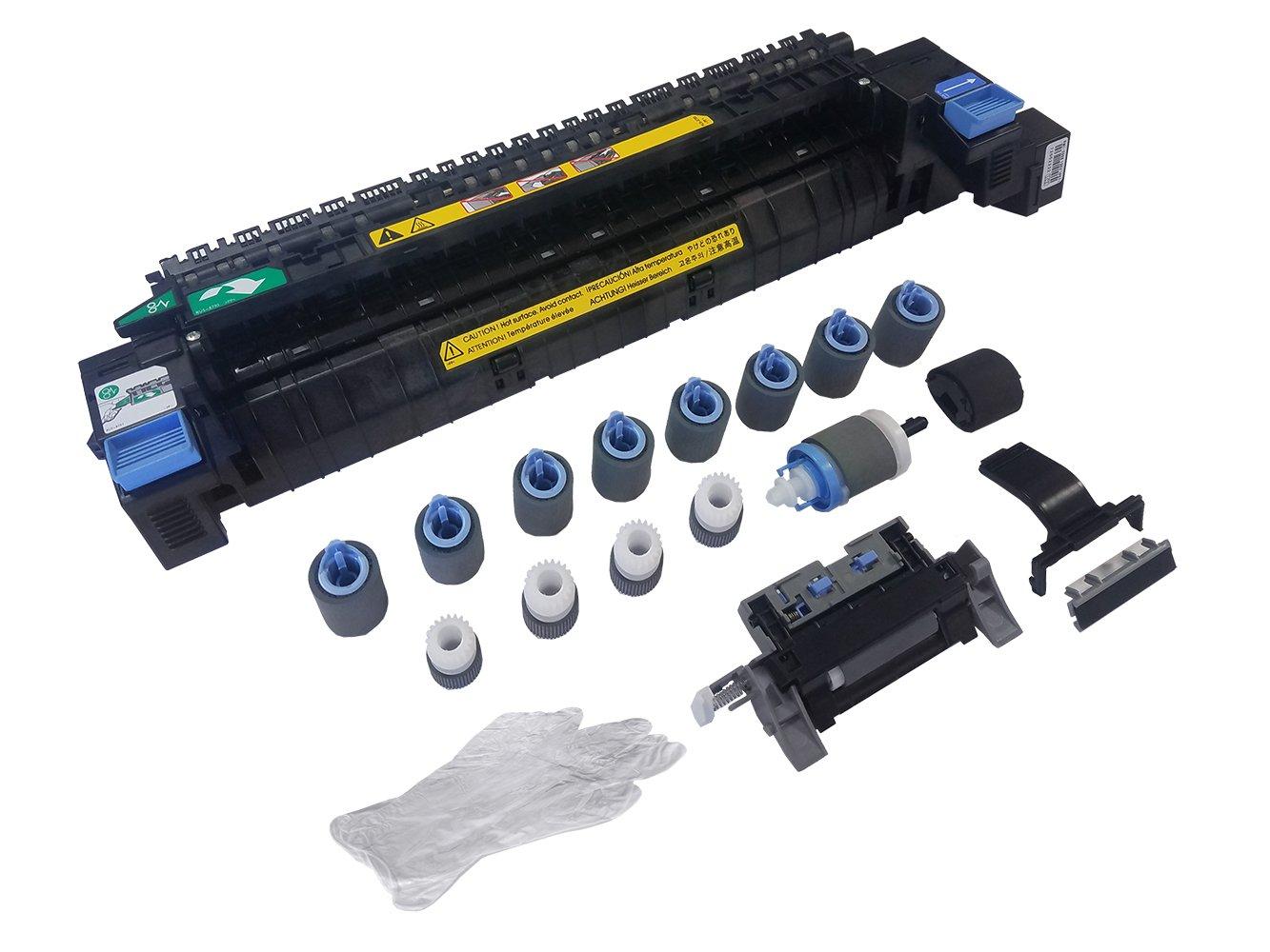 Altru Print CE977A-MK-AP Maintenance Kit for HP Color Laserjet Enterprise CP5520 Series CP5525 / M750 (110V) Includes RM1-6180 (CE707-67912) Fuser & Rollers for Tray 1/2/3/4/5/6 by Altru Print (Image #1)