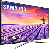 """Samsung UE43M5505AK 43"""" Full HD Smart TV Wifi Titane écran LED - écrans LED (109,2 cm (43""""), Full HD, 1920 x 1080 pixels, LED, Indice de qualité de l'image, Plat)"""