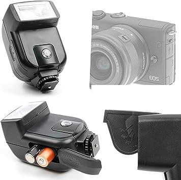 DURAGADGET Flash Compatible con Cámara Canon EOS 90D: Amazon.es ...