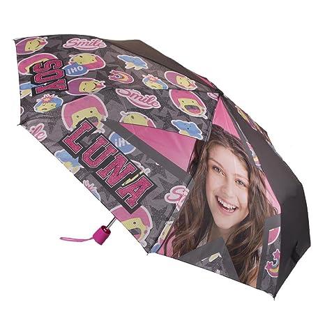encontrar mano de obra nueva alta calidad último clasificado SOY LUNA Paraguas plegable 51,5cm: Amazon.es: Ropa y accesorios