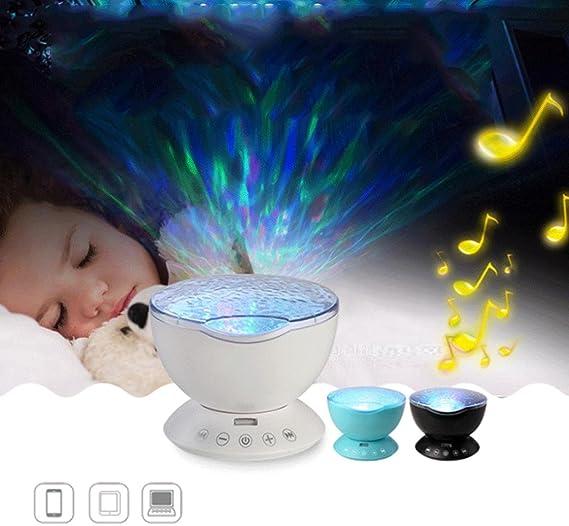 Mando a distancia ipnosi Ocean Proyector Lámpara Luz nocturna STAR ...