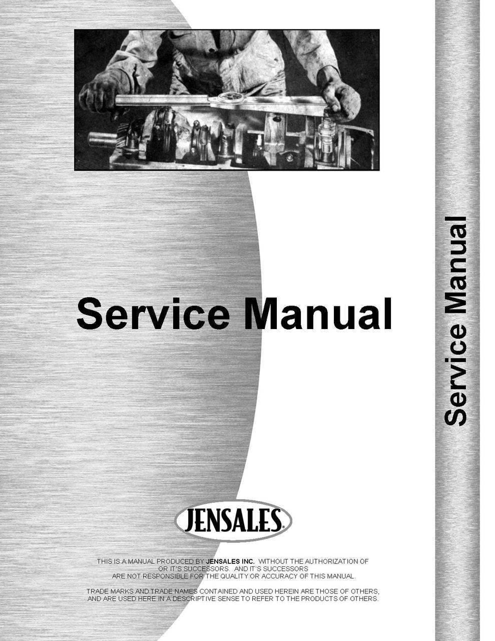 Download Hesston PT-10 Mower Conditioners Service Manual pdf epub
