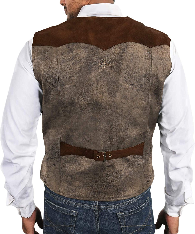 Black, Fencing Waist Laverapelle Mens Genuine Lambskin Leather Waist 1503537