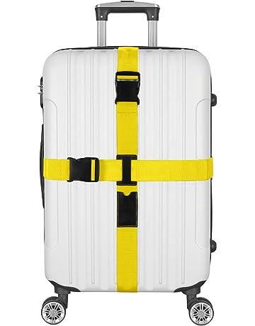 Galopar Heavy Duty Cruz equipaje Maleta correas ajustables de la combinación de accesorios de viaje Cinturones